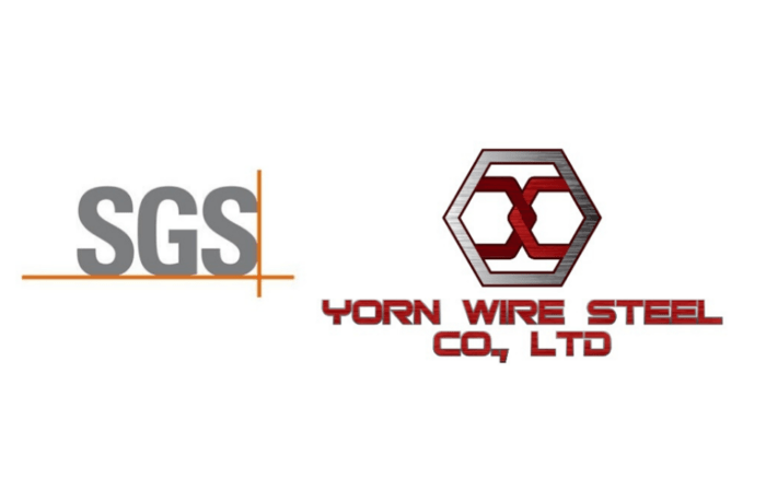 Wire Test Report from SGS