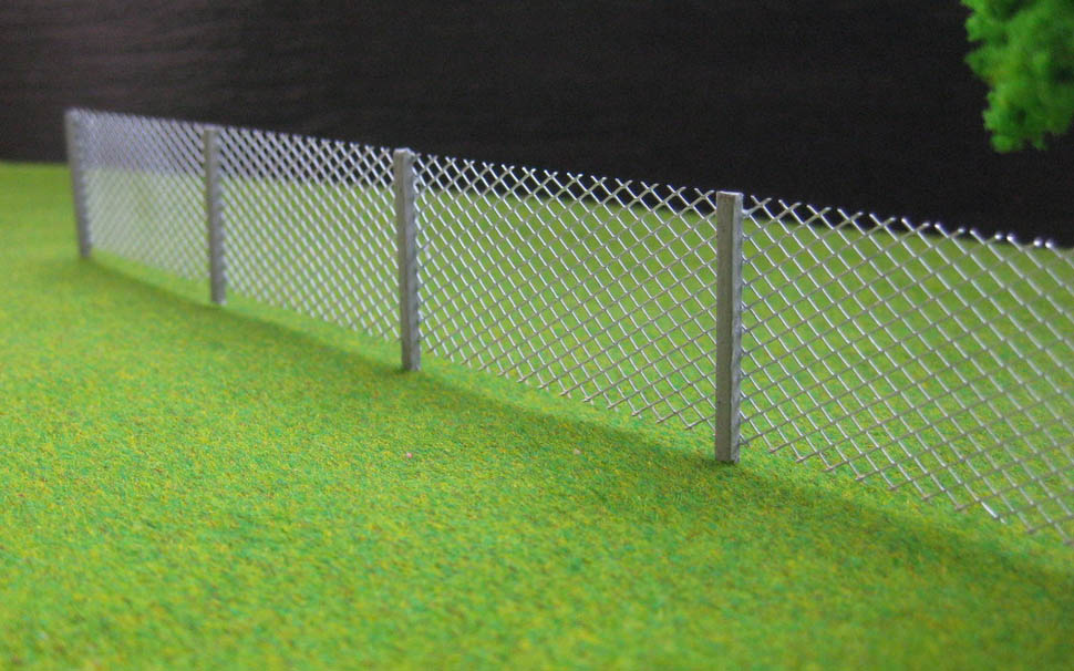 Our Chain link fence